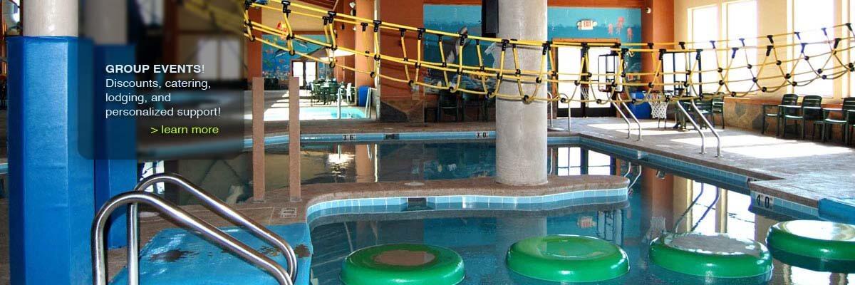 Park Info: The Reef Indoor Water Park: 406-839-WAVE(9283)